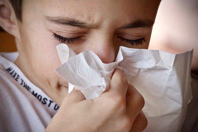 ビタミンで花粉アレルギーを防ぐ